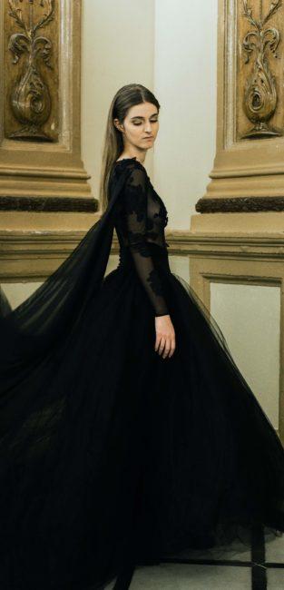 11_FW16_Pedro-Pires_vestido-negro-largo-noche-tul